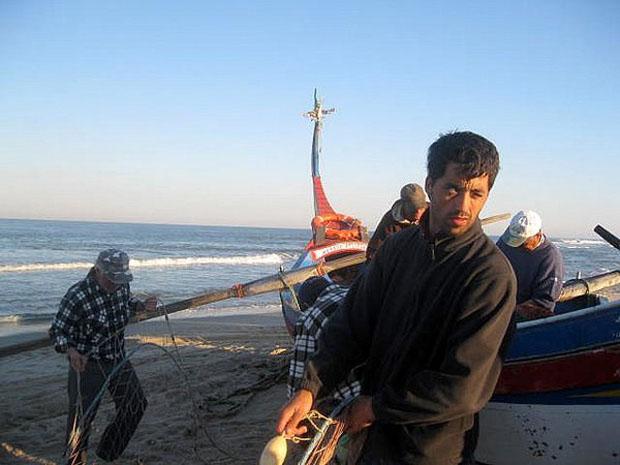 Praia da Torreira, Ovar.