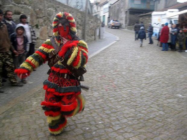 Carnaval em Podence, Macedo de Cavaleiros.