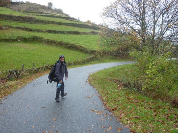 A longa caminhada de Nuno Ferreira por Portugal é agora um livro