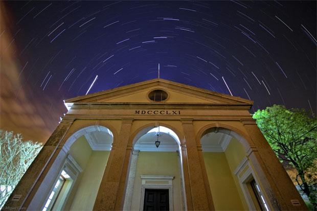 Observatório Astronómico de Lisboa.
