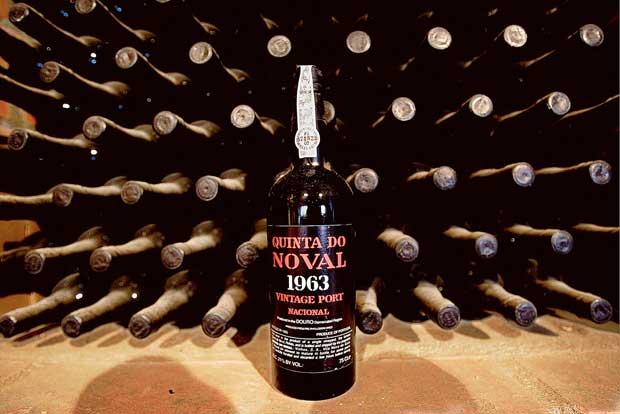 A noite em que se bebeu o lendário Vintage Noval Nacional 1963