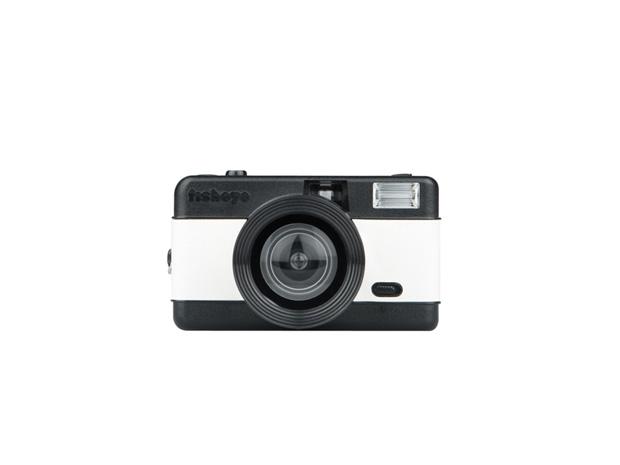 Máquina fotográfica com lente olho de peixe|Mau Feitio|€45