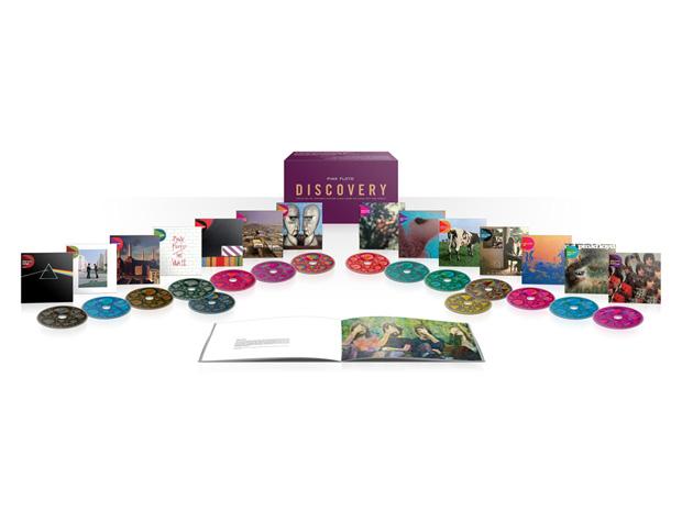 Caixa de 16 CD Pink Floyd|EMI|€233,90