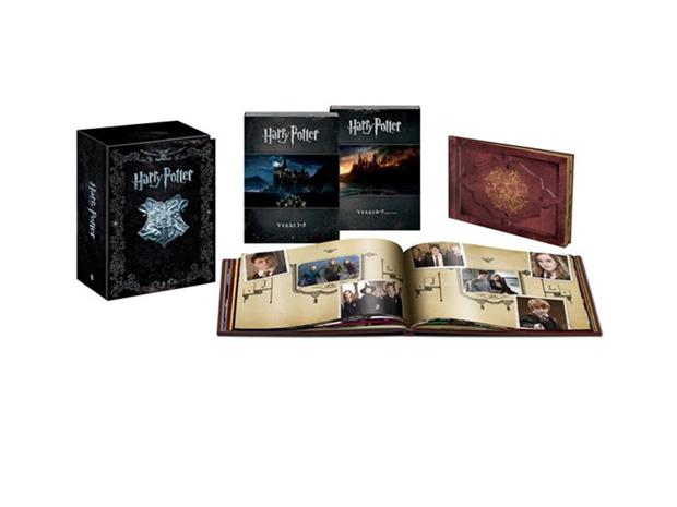 Colecção completa de filmes Harry Potter|na Fnac|€99,99