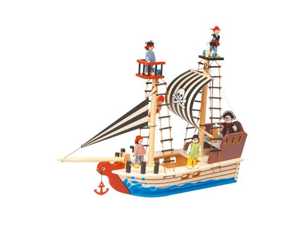Barco dos Piratas|Classic Toys|€39,90