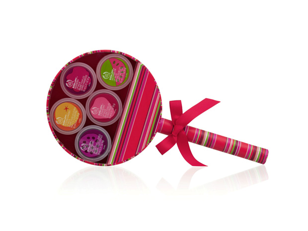 Chupa-chupa de batons|The Body Shop|€15