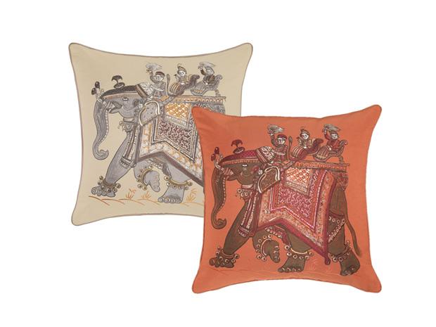 Almofadas Beloved India|Hermès|€1.270 cada