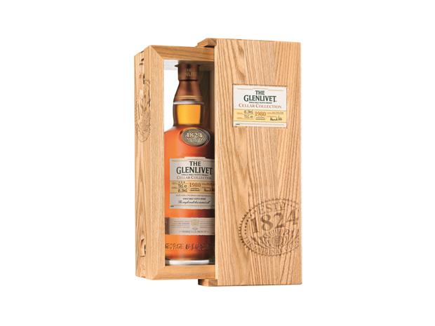 Whisky de 1980 Cellar Collection|Glenlivet|aprox. €1.600