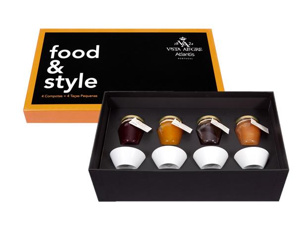 Conjunto Food & Style de compotas|Vista Alegre/Atlantis|€45,80