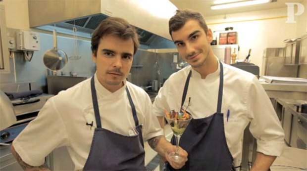 Diogo Noronha e Nuno Bergonse
