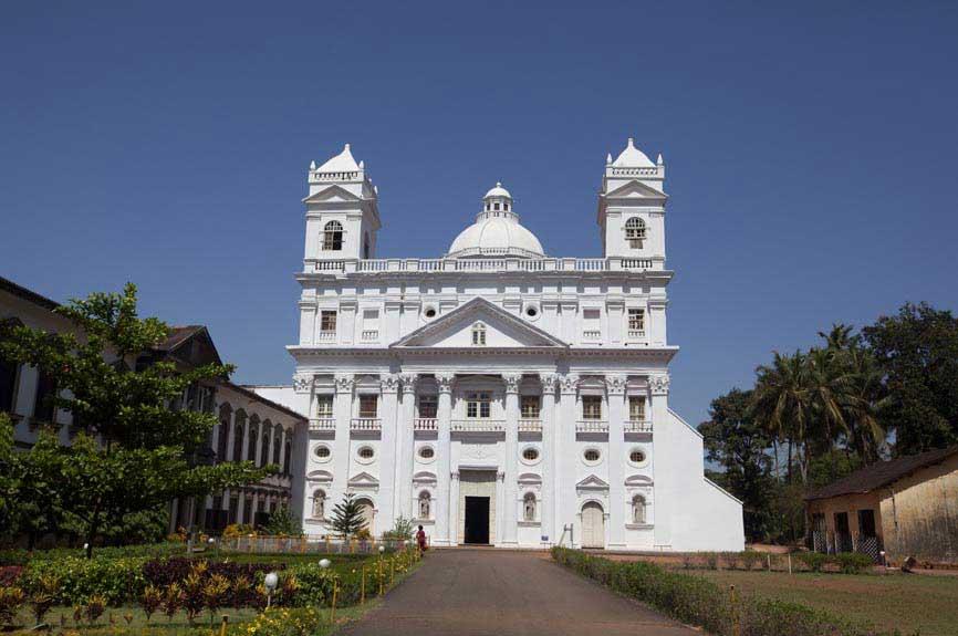Sé Catedral, Velha Goa