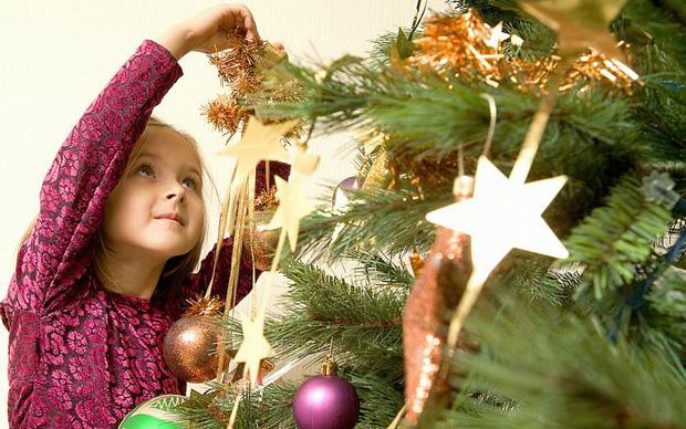 O Natal não é só prendas