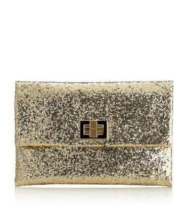 Clutch com purpurinas|Anya Hindmarch no Harrods.com|€410