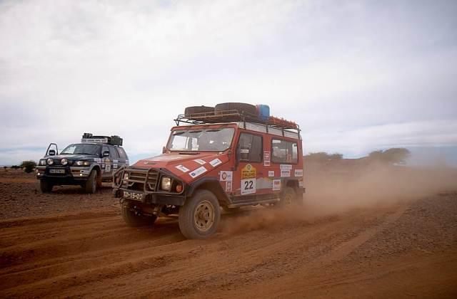 O Portugal-Dakar Challenge, organizado pela Global Share Eventos, ganhou forma pela primeira vez há um ano