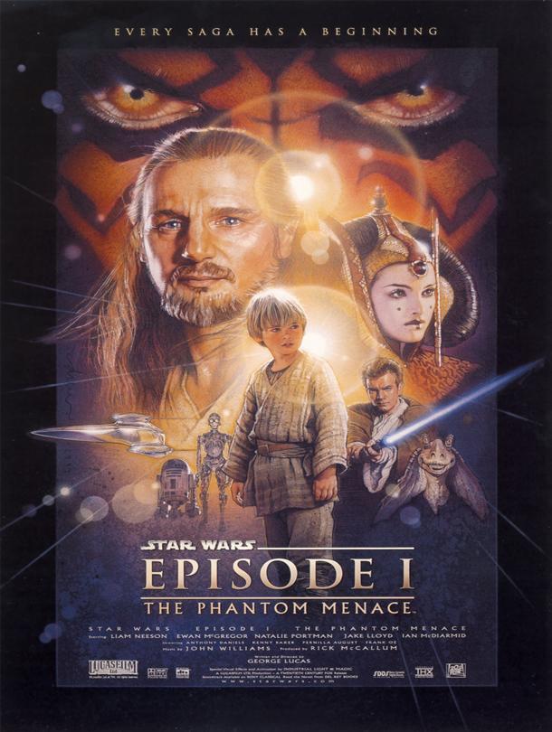 Звёздные Войны: Эпизод I - Скрытая Угроза. Star Wars: Episode I - The Phan