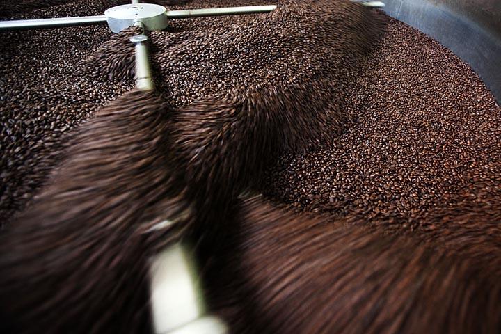 Fábrica de café Torrié. Rio Tinto