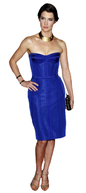 A actriz da série cómica How I Met Your Mother, Cobie Smulders, deixou-nos de boca aberta quando passou pela red carpet dos Choice Awards. A actriz escolheu um vestido Reem Acra, da colecção de Verão 2012, numa das cores tendência da próxima estação. O vestido estruturado royal blue, assentava-lhe que nem uma luva e combinou na perfeição com a cor de olhos da actriz, que juntou ao vestido um colar statement dourado, uma clucth leopardo e sandálias cor-de-pele. Damos-lhe nota máxima.