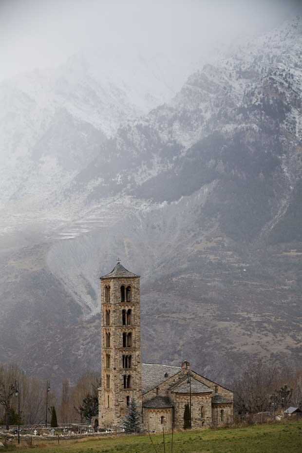 Igreja em Valle de Boi