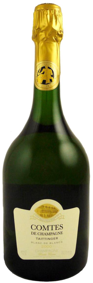 Comtes de Champagne 2000, da Taittinger