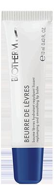 Bálsamo para lábios | A fórmula hidratante repara os lábios e dá-lhes um aspecto preenchido para um conforto intenso.