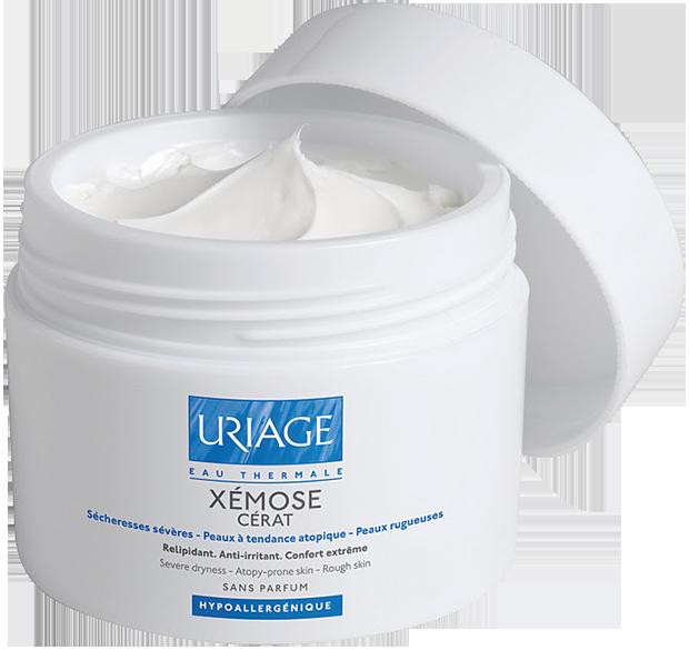 Xémose Cérat | Para as peles secas a muito secas, de bebés, crianças e adultos. Com água termal e manteiga de karité.