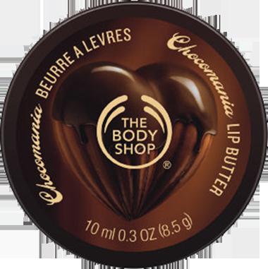 Manteiga para lábios Chocomania | Cremosa, intensa, nutritiva e com sabor a chocolate.
