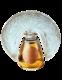 Frasco do perfume Pâquerettes criado por René Lalique
