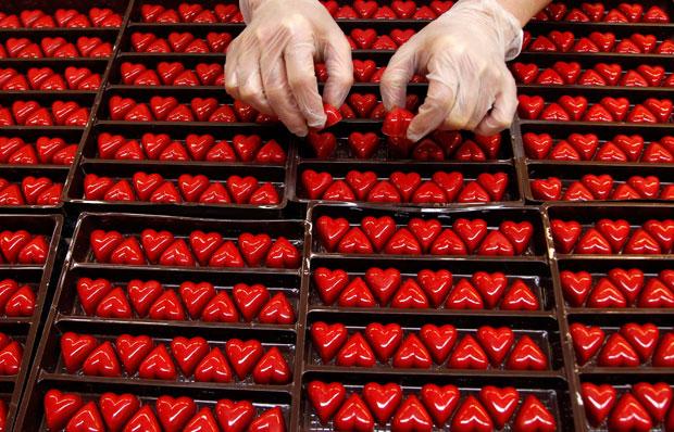 BÉLGICA. Chocolates