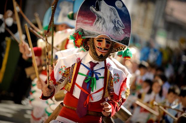 ESPANHA. Desfile dos