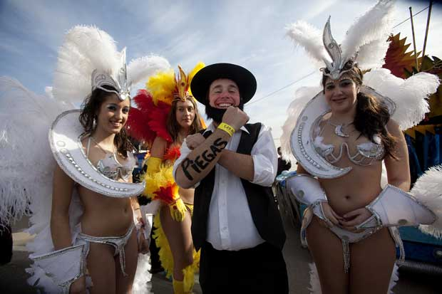PORTUGAL. A sátira no Carnaval da Mealhada.