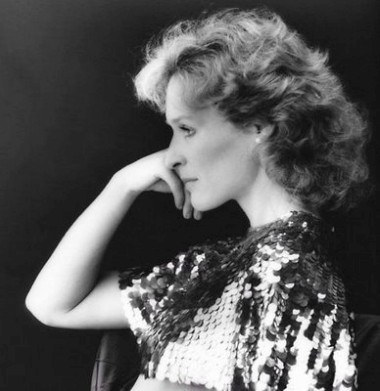 1981 - Glenn Close com 34 anos