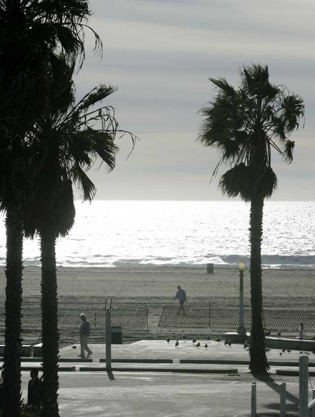 Um passeio cinematográfico ao longo de Santa Monica