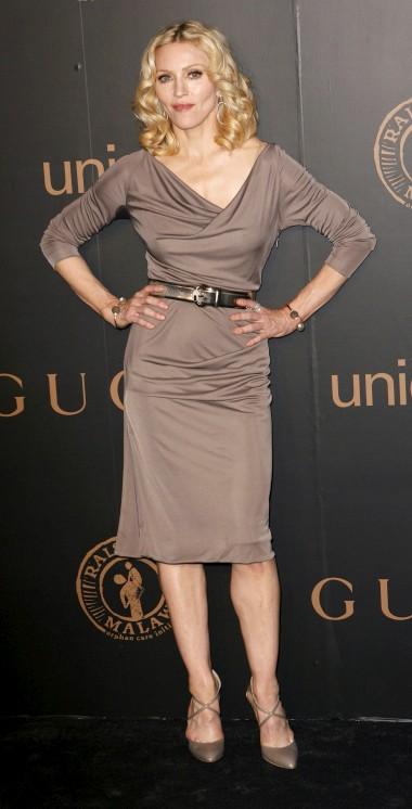 Evento de solidariedade UNICEF/Gucci - 2008