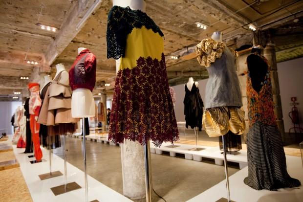 A variedade de estilos da moda de autor portuguesa