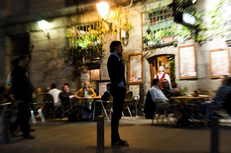 Cenas de Madrid