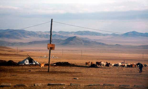 A vida rual perdura, a pouco menos de 200km da capital
