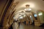Vale a pena visitar o metro de Moscovo
