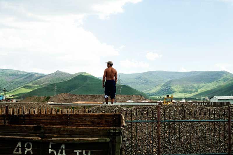 Ulan Bator, Mongólia
