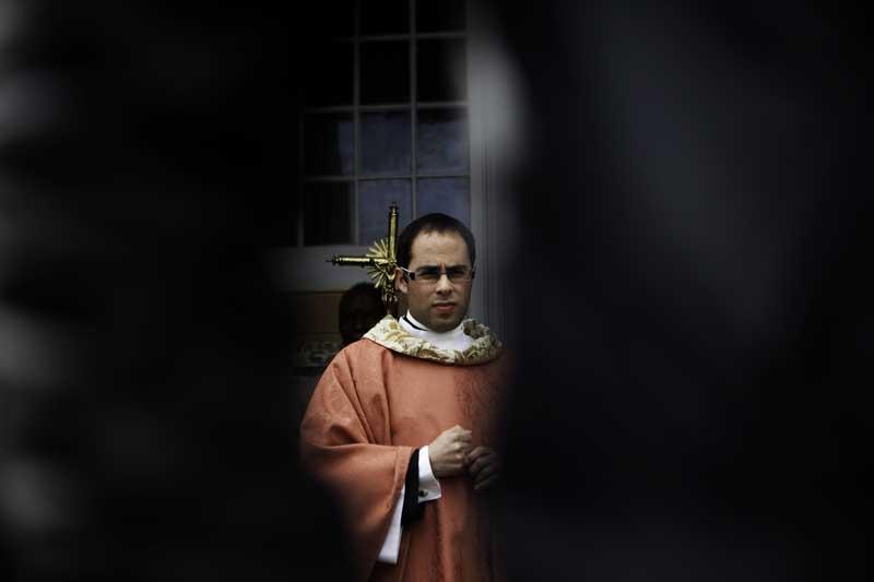 O padre Hélio Soares