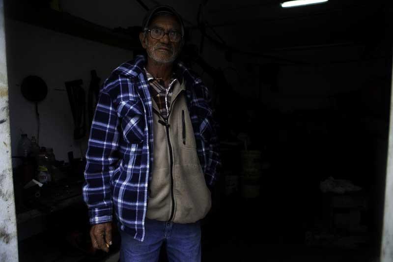 Davide, o pescador mais velho