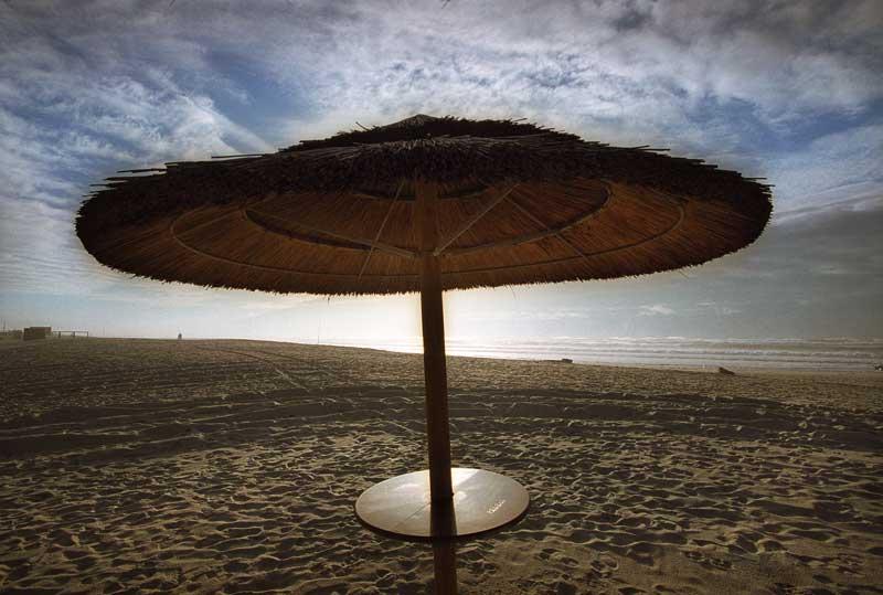 PRAIAS URBANAS. Praia da Costa Nova - Ílhavo - Aveiro, Beira Litoral