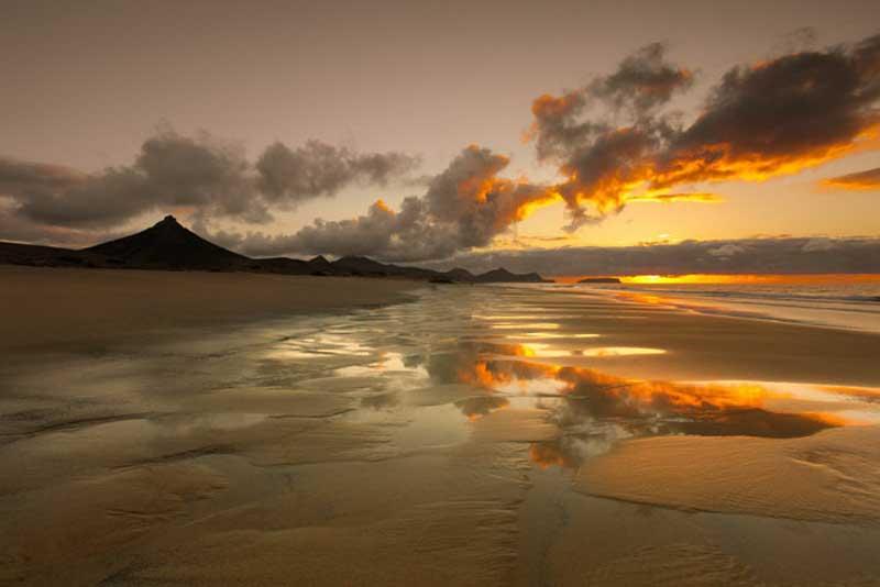 PRAIAS DE DUNAS. Praia do Porto Santo - Porto Santo - Madeira