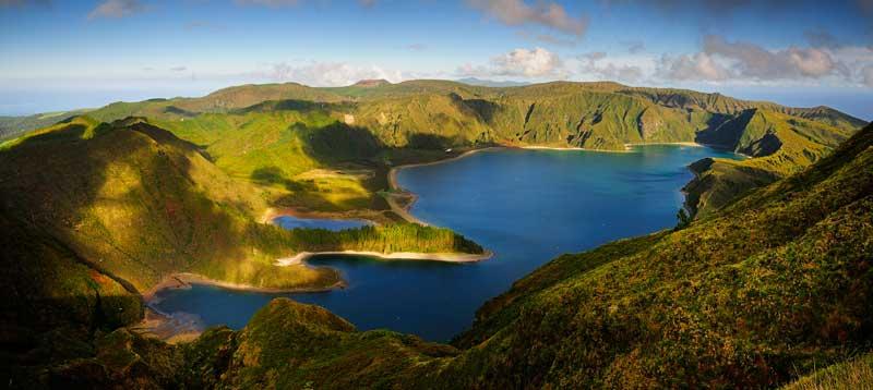 PRAIAS SELVAGENS. Lagoa do Fogo - Ribeira Grande - São Miguel, Açores