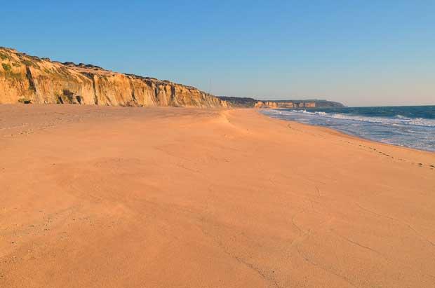 PRAIAS DE ARRIBAS. Praia do Meco - Sesimbra - Setúbal, Lisboa e Setúbal
