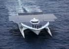 A volta ao mundo do barco solar