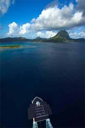 Bora Bora, Março 2011