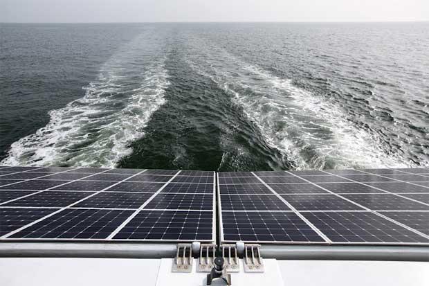 No Oceano Índico, Novembro 2011