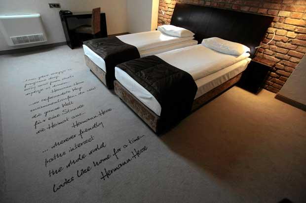 PORTUGAL. O hotel Remes em Opalenica, Poznan, na Polónia.