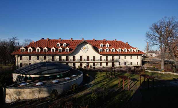 ITÁLIA. Hotel Turowka em Wieliczka, perto de Cracóvia, Polónia