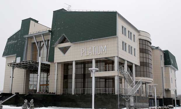 SUÈCIA. Hotel Platium, Kozyn, perto de Kiev, Ucrânia